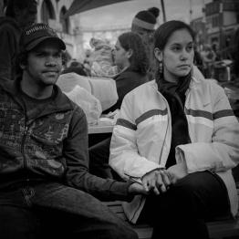 Couple, Luna Park [photograph, 2004]