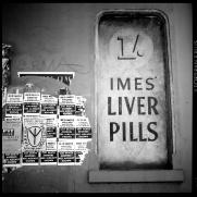 Imes Liver Pills (South Melbourne) [photograph, 2000]