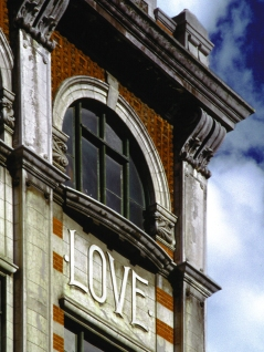 Love and Lewis building [photograph, 2000]