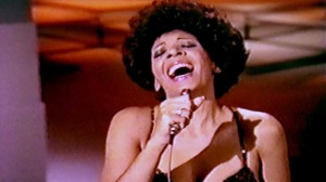 Shirley Bassey singing 'All in love is Fair'.
