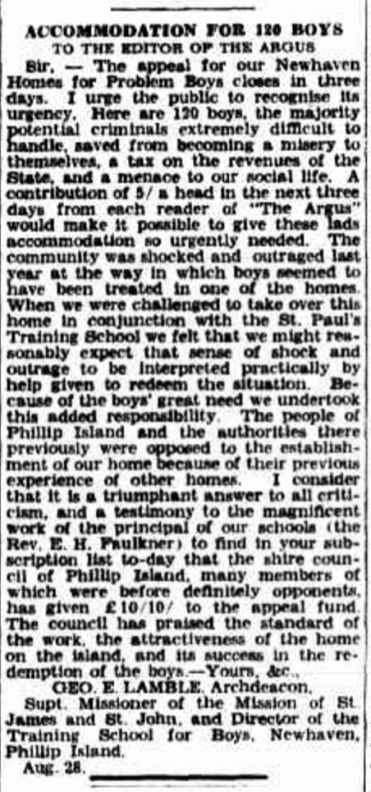 The Argus 29 August 1935 page 8