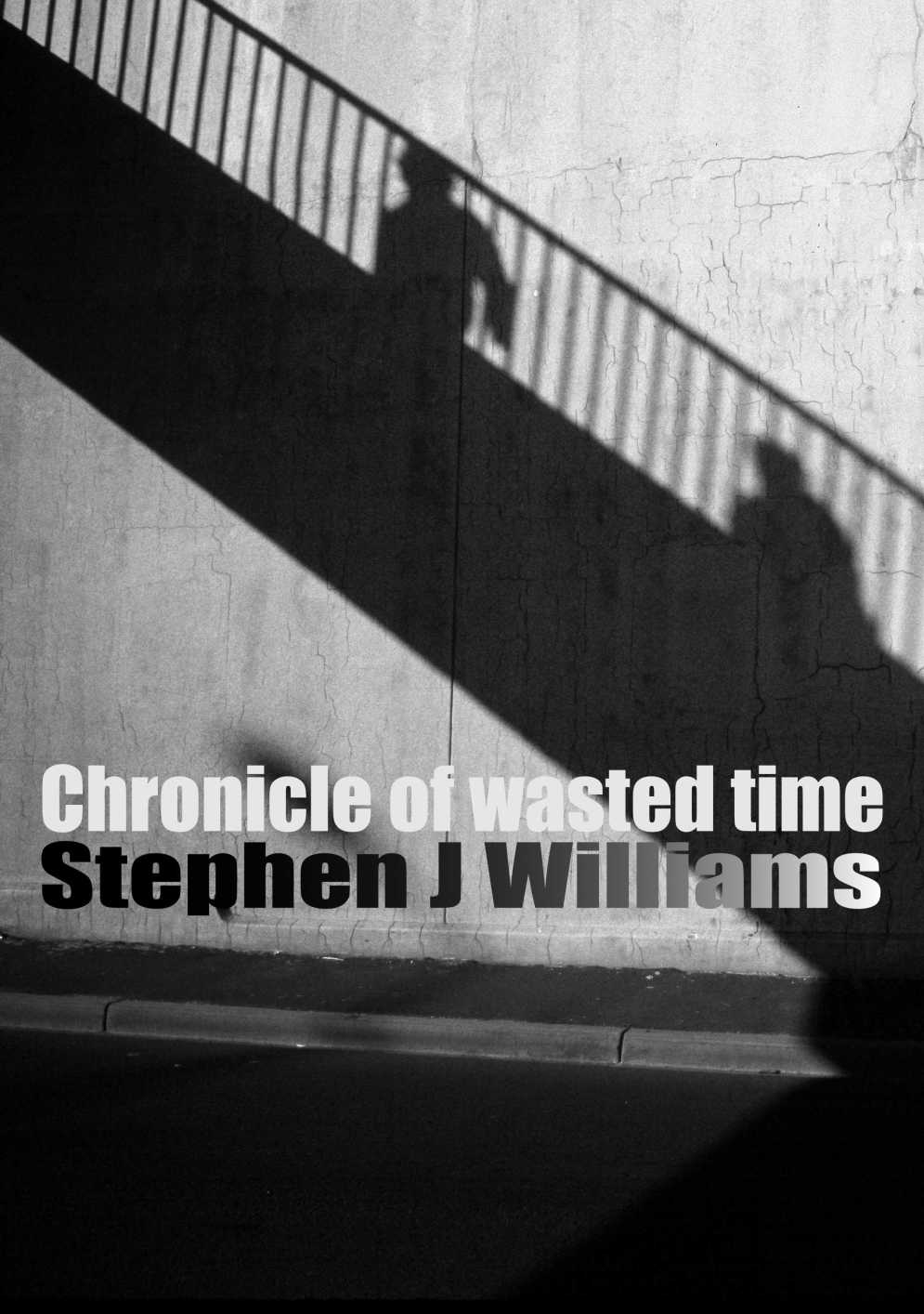 Chronicle of wasted time - cover