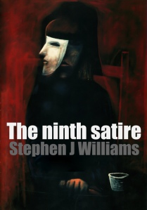 Cover of 'The ninth satire': Charles Blackman's 'The Mask' (1989). Reproduced with permission of the artist.