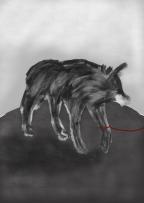 Dog [drawing, 20170702]