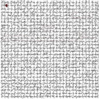 Mystic writing pad 2 [20171128 drawing, 297x297mm]