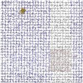 Mystic writing pad 6 [20171206 drawing, 297x297mm]