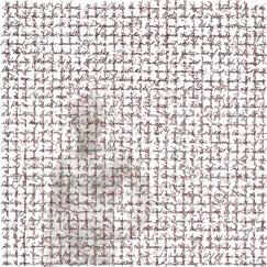 Mystic Writing Pad 8 [20171220 drawing, 297x297mm]