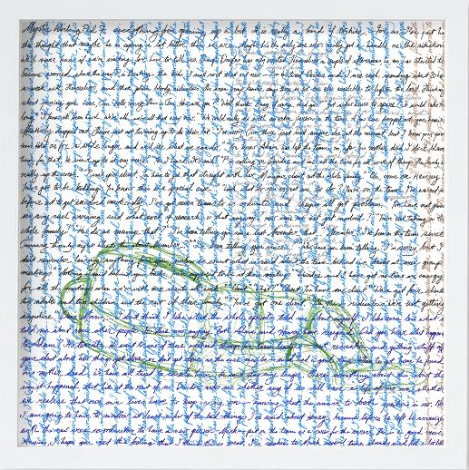 Mystic writing pad 7 [20171212 drawing, 297x297mm]