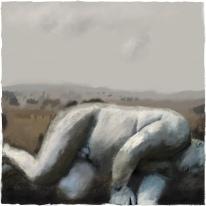 Stone inhumation [20170914 drawing, 1000x1000mm]