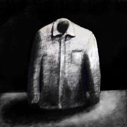 Empty shirt [20180731 drawing, 1000x1000mm]