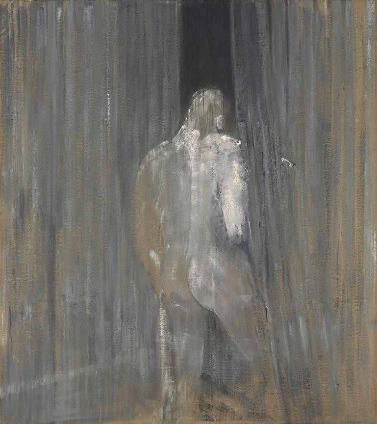 Study for Nude (1949), by Francis Bacon
