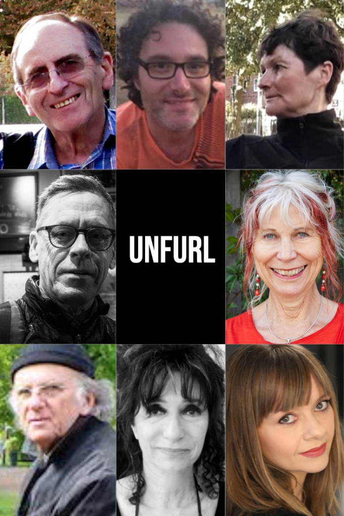 unfurl: a social media project to promote writers and artists.